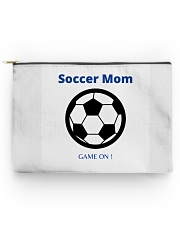 Soccer mom game on Accessory Pouch - Large front