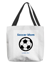 Soccer mom game on All-over Tote thumbnail