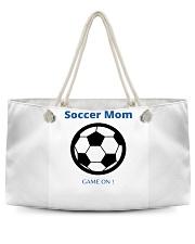 Soccer mom game on Weekender Tote thumbnail