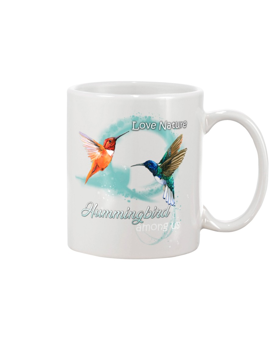 Hummingbird The cup Mug