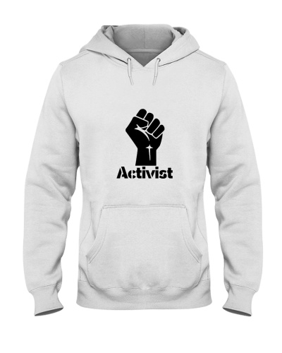 Black Lives Matter Support Hoodie