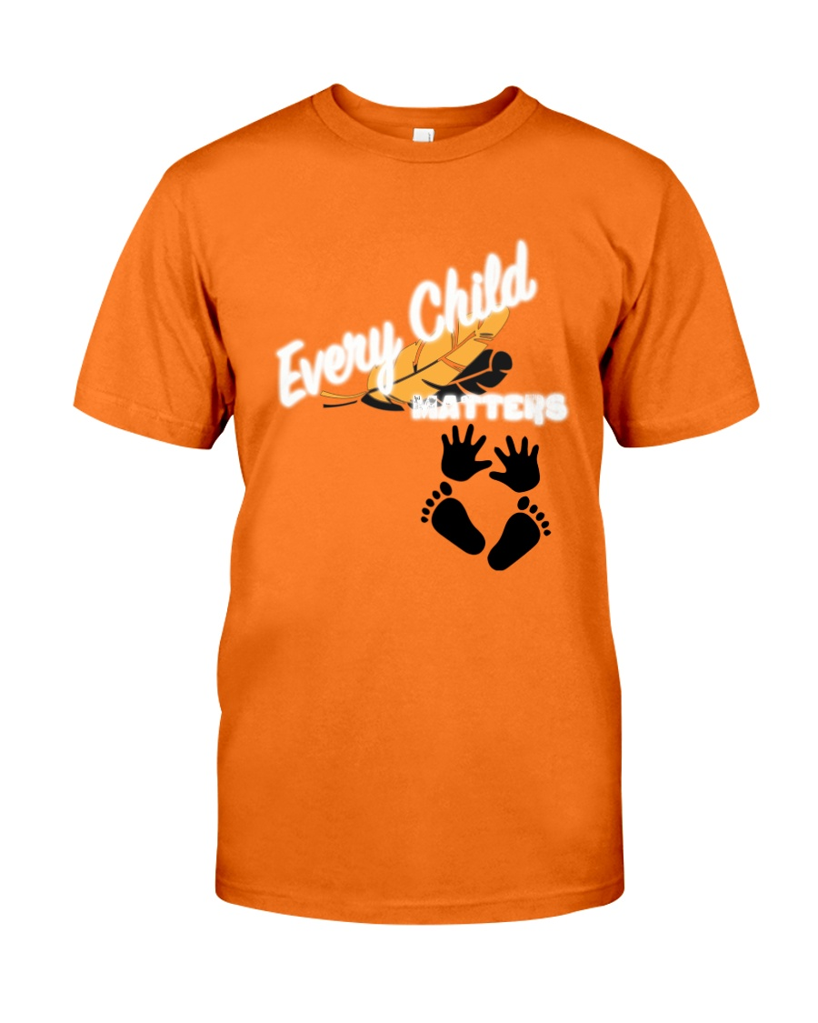 Orange Shirt Day Classic T-Shirt
