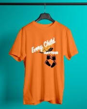 Orange Shirt Day Classic T-Shirt lifestyle-mens-crewneck-front-3
