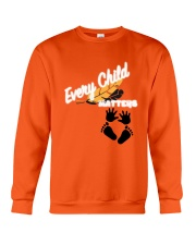 Orange Shirt Day Crewneck Sweatshirt thumbnail