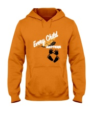 Orange Shirt Day Hooded Sweatshirt thumbnail