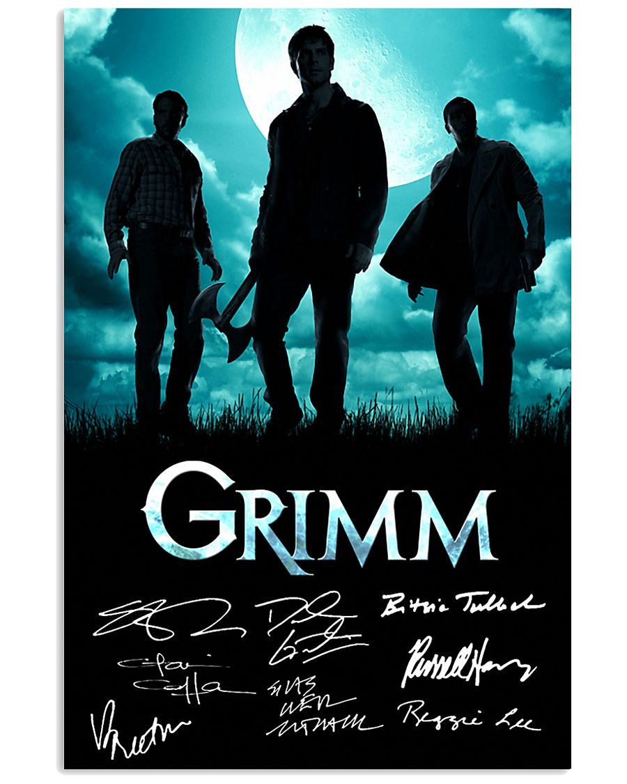 GRIMM POSTER 16x24 Poster
