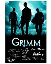 GRIMM POSTER 16x24 Poster front