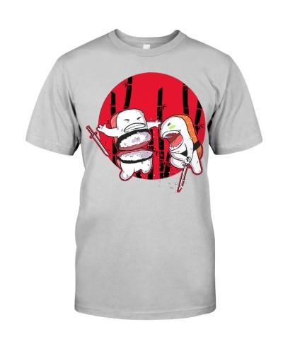 The Sushi Ninja