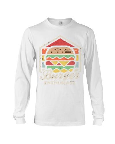 Burger Abstract