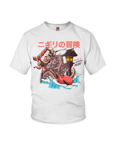 Sushi Fight Octopus
