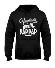 Happiness Pap pap Hooded Sweatshirt thumbnail