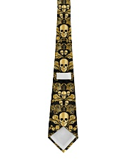 Golden Skull Tie For Men - 1 Tie back