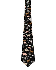 Limit farm animal tie Tie front