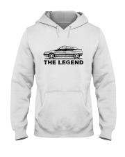 CAR Hooded Sweatshirt front