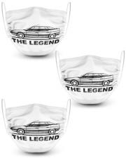 CAR 2 Layer Face Mask - 3 Pack thumbnail