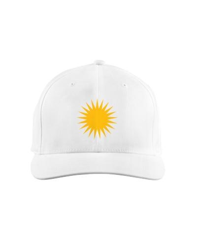 Kurdistan Sun White amp Yellow