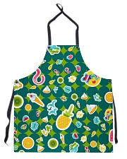 Tropical Green Apron thumbnail
