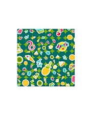 Tropical Green Square Magnet thumbnail