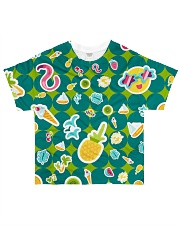 Tropical Green All-over T-Shirt thumbnail