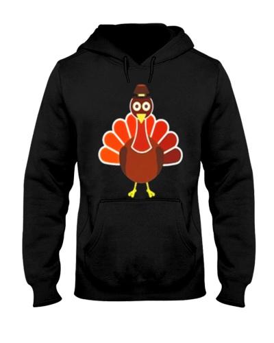 Funny Turkey Tee  Happy Thanksgiving Day Tshir