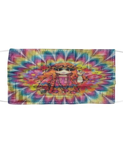 Hippie Girl Tide Dye
