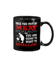 BBQ MUG SWALLOW MEAT Mug front