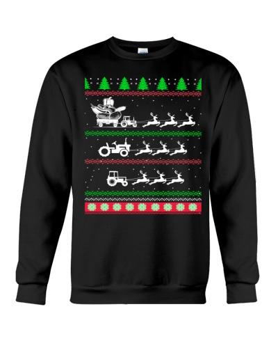 Christmas Tractor shirt