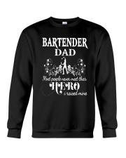 Bartender Dad Crewneck Sweatshirt thumbnail