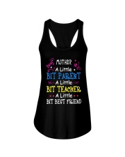 Mother's Day best gift Ladies Flowy Tank thumbnail