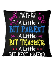 Mother's Day best gift Square Pillowcase thumbnail