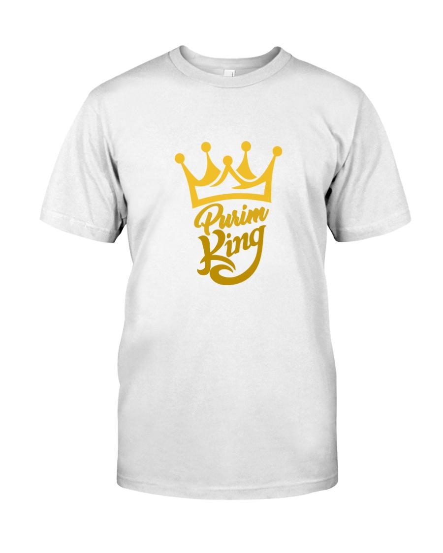 Purim King Classic T-Shirt