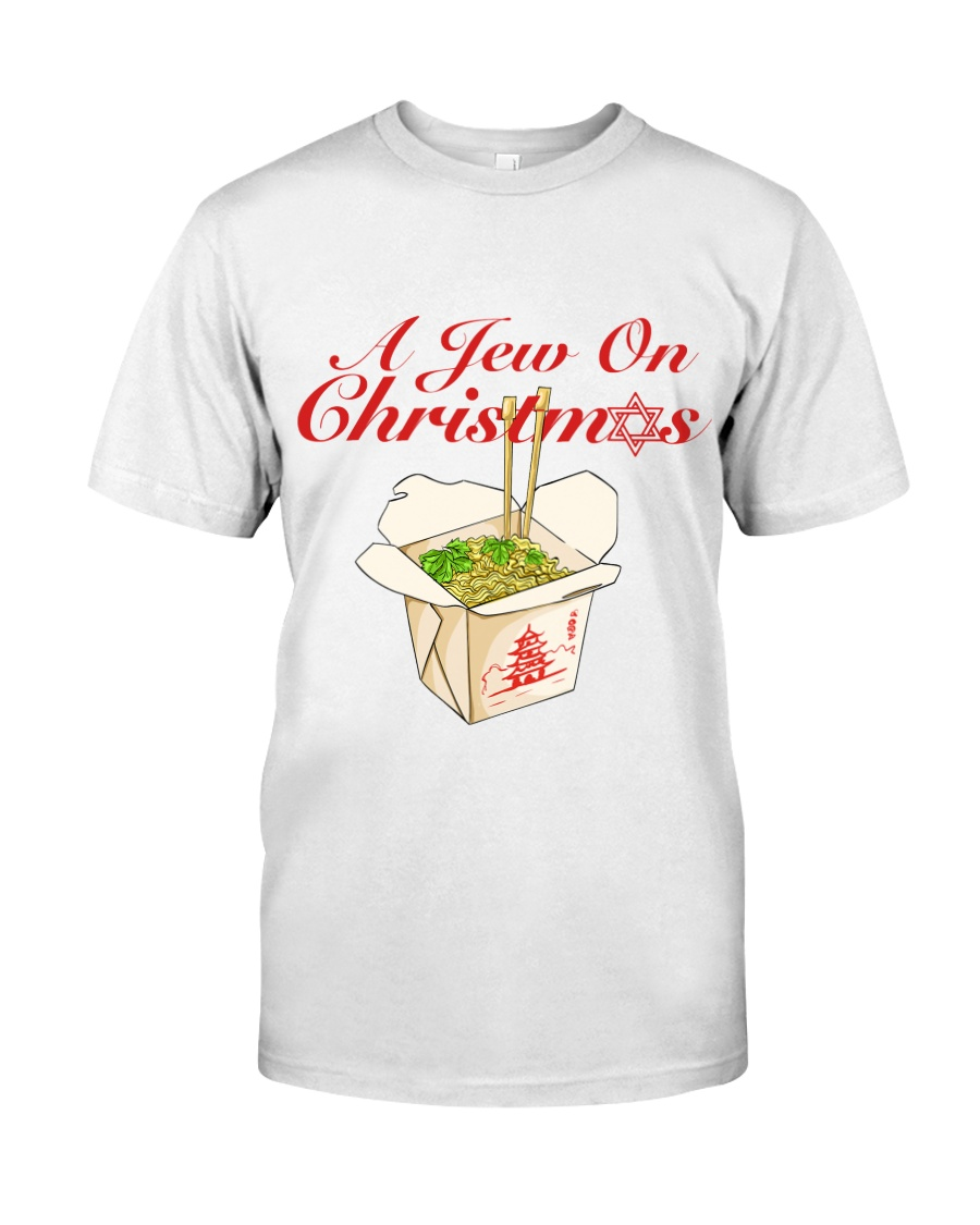 A Jew on Christmas  Classic T-Shirt