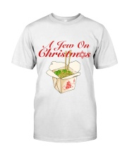 A Jew on Christmas  Classic T-Shirt front