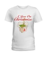 A Jew on Christmas  Ladies T-Shirt thumbnail