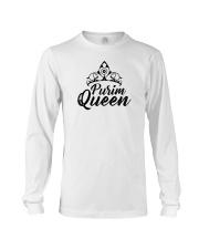 Purim Queen Long Sleeve Tee thumbnail