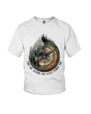 Find Me Where The Wild Youth T-Shirt thumbnail