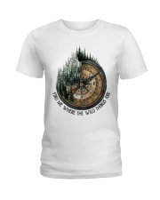 Find Me Where The Wild Ladies T-Shirt thumbnail
