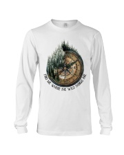 Find Me Where The Wild Long Sleeve Tee thumbnail