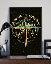 Always Take The Scenic Route 11x17 Poster lifestyle-poster-2