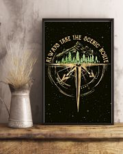 Always Take The Scenic Route 11x17 Poster lifestyle-poster-3