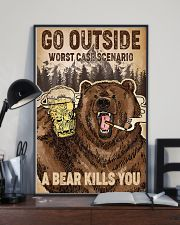Go Outside 11x17 Poster lifestyle-poster-2