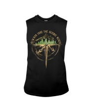 Always Take The Scenic Route Sleeveless Tee thumbnail