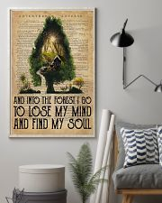 And Into The Forest 11x17 Poster lifestyle-poster-1