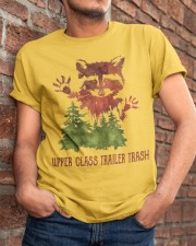 Uper Class Trailer Trash Classic T-Shirt apparel-classic-tshirt-lifestyle-26