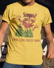 Uper Class Trailer Trash Classic T-Shirt apparel-classic-tshirt-lifestyle-28