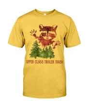 Uper Class Trailer Trash Classic T-Shirt front