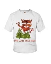 Uper Class Trailer Trash Youth T-Shirt thumbnail