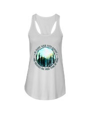 In Every Walk Nature Ladies Flowy Tank thumbnail