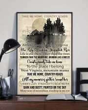Take Me Home Country Roads 11x17 Poster lifestyle-poster-2