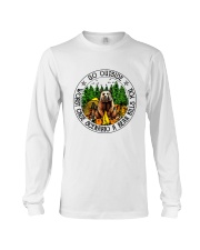 Go Outside Long Sleeve Tee thumbnail